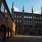 Der Architekturreichtum einer UNESCO-Stadt