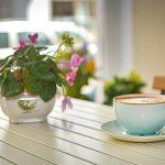 Frisch gemahlener Kaffee