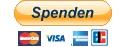 Spende über Paypal