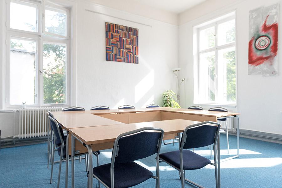 Sprachschule Schulungsraum