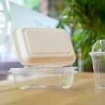 Biologisch abbaubare Verpackungen