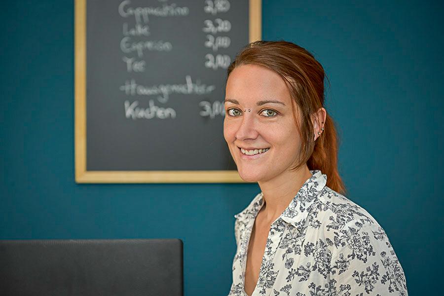 Wiebke Euler Geschäftsführerin von Unverpackt-Lübeck
