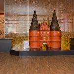 Marzipanmuseum im 2. Stock im Stammhaus bei Niederegger