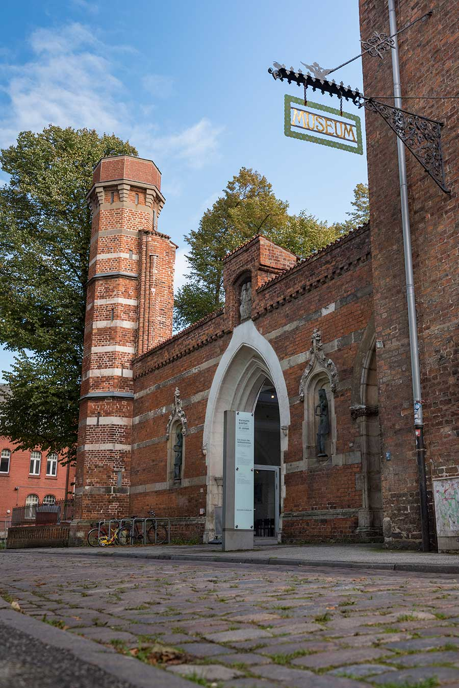 Das Museumsquartier St. Annen
