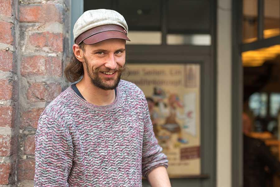 Interview mit Holger Schubert vom Kaffeehaus Lübeck