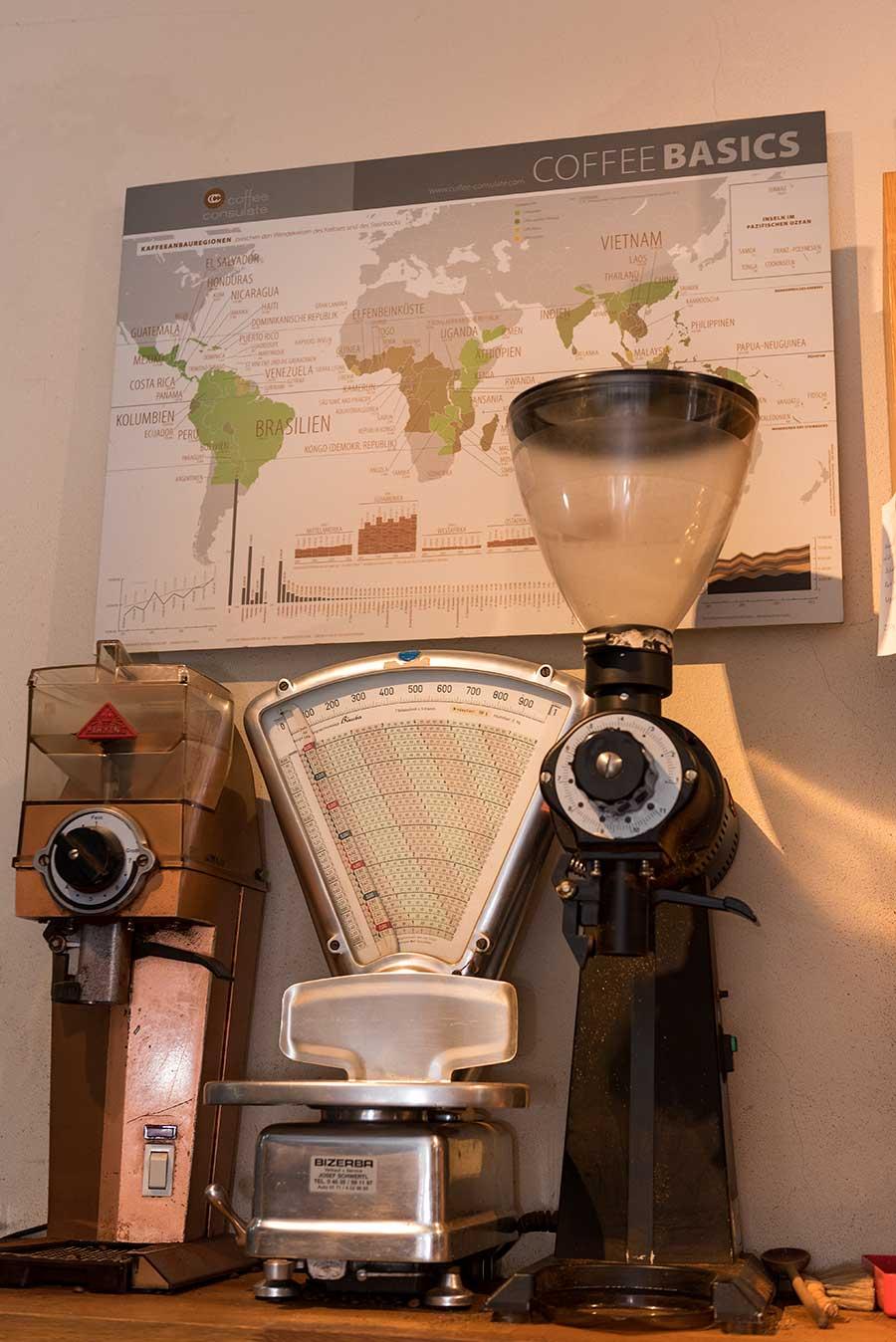 Sensorikkurs für Kaffee