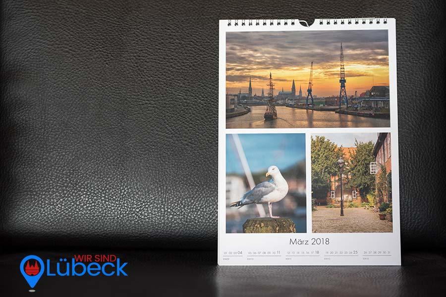 Kalender Lübeck 2018