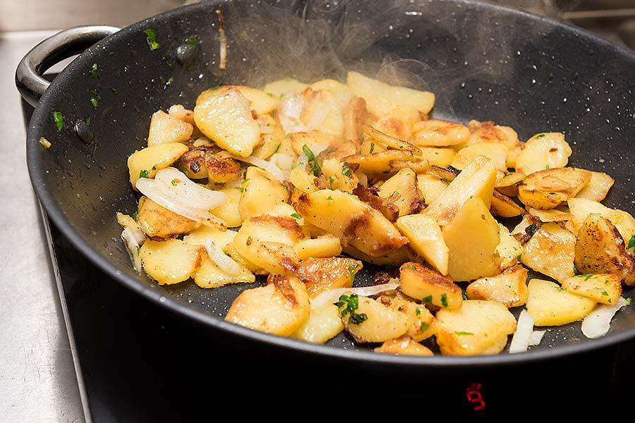 Fettiges Essen als Prophylaxe?