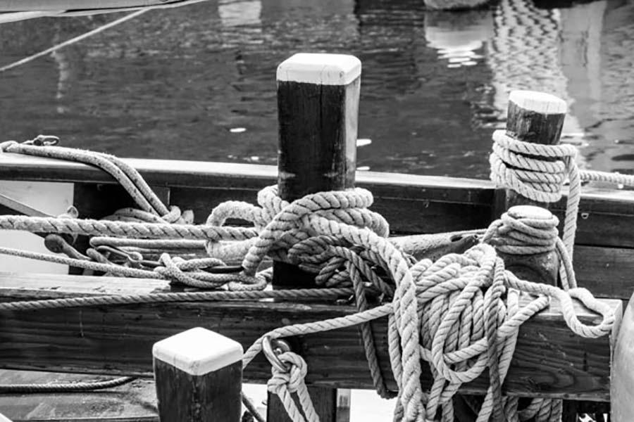 Die Kogge als Markenzeichen der Hanse