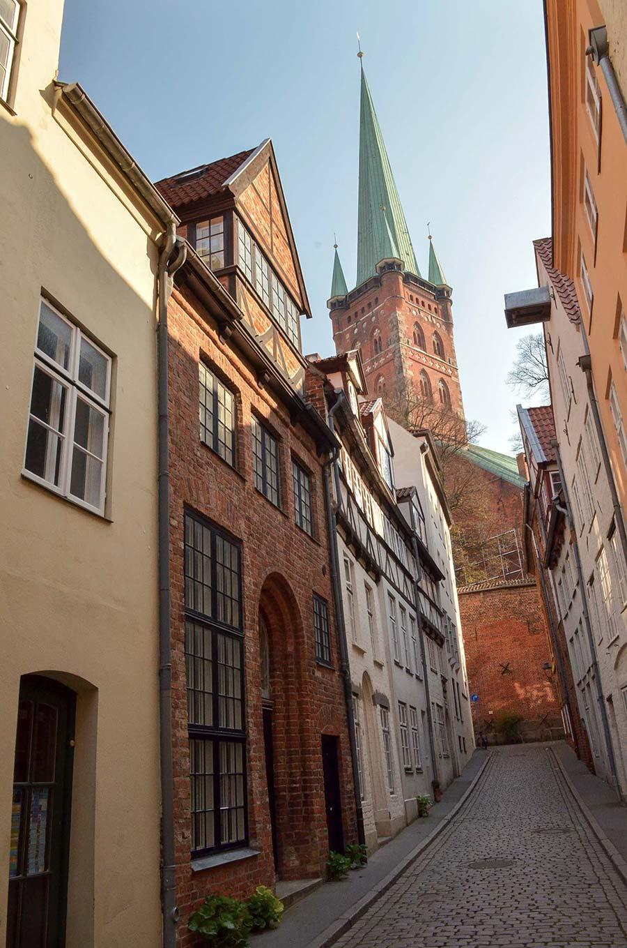 Aussichtsturm der Petrikirche