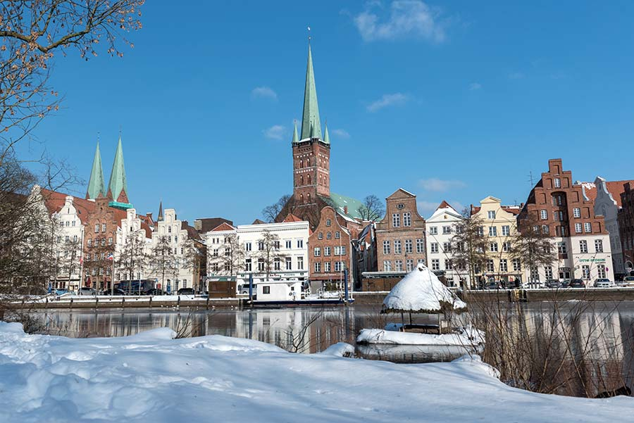 Petrikirche an der Obertrave
