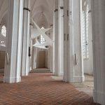 Tragende Säulen der Petrikirche