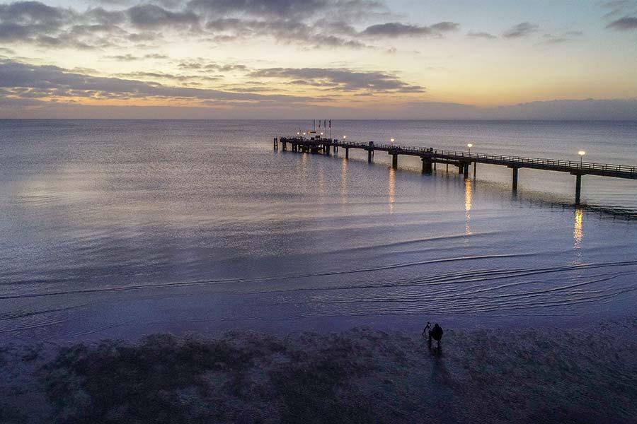 Drohnenbild von Olli Zimtstern