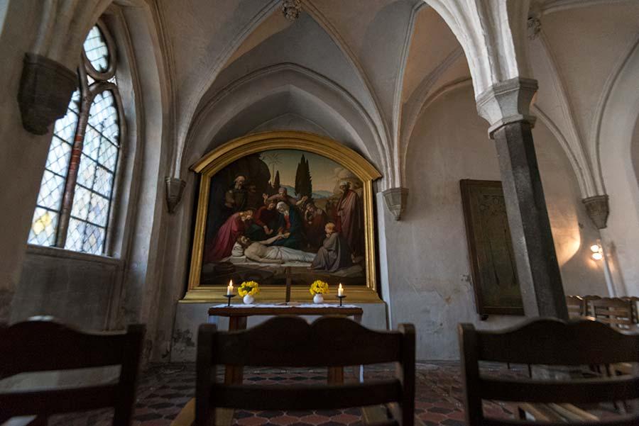 Kirchen standen für Macht und Wohlstand