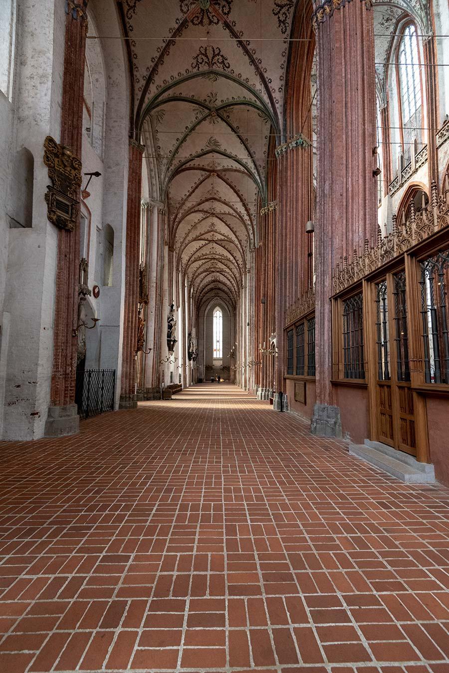 Mutterkirche norddeutscher Backsteingotik