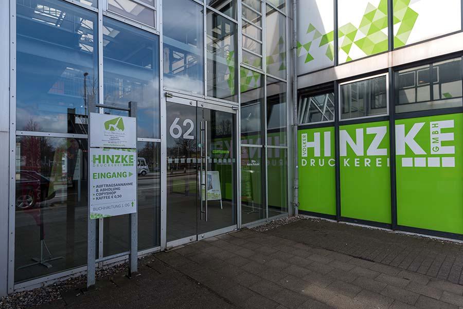 Volker Hinzke GmbH - Druckerei