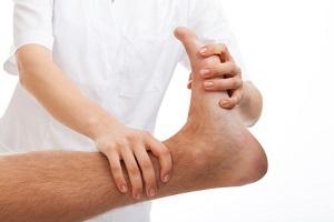 Probleme mit der Achillessehne