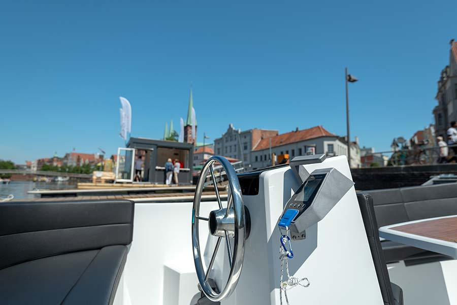 Elektroboote Verleih - Boat Now