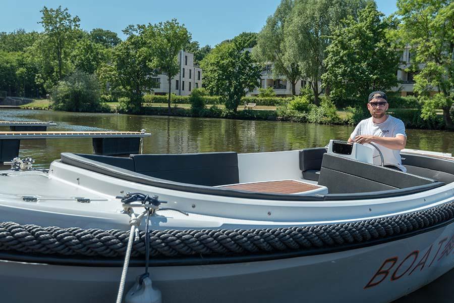 Inhaber Boat Now Sören Koch