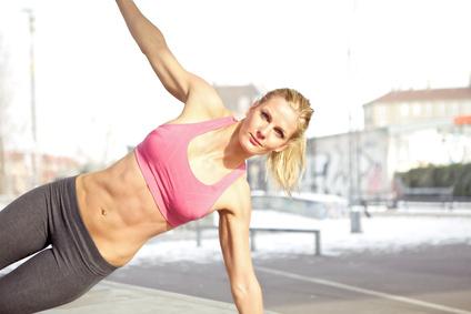 Core Training – Die Tiefenmuskulatur trainieren