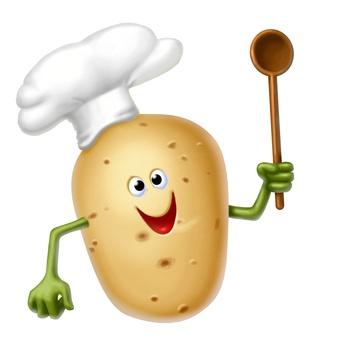 Delikate Bouillonkartoffeln