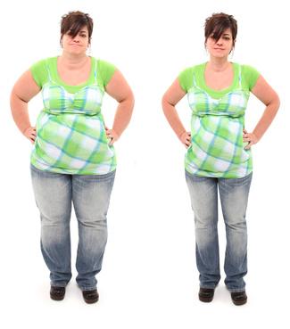 Diät - Erfolgreich abnehmen