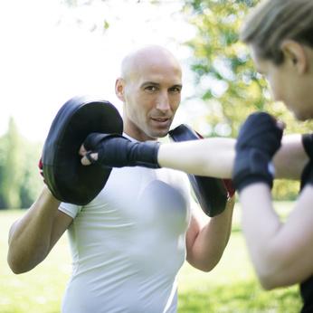 Empathie eines Fitnesstrainers