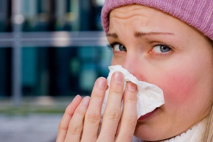 Erkältung - Schnupfen
