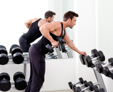 Trainingsplan im Bodybuilding