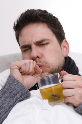 Bei Erkältung kein Sport