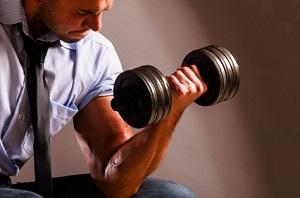 Schneller Muskeln aufbauen