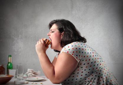 Fetthemmer um den Appetit zu zügeln