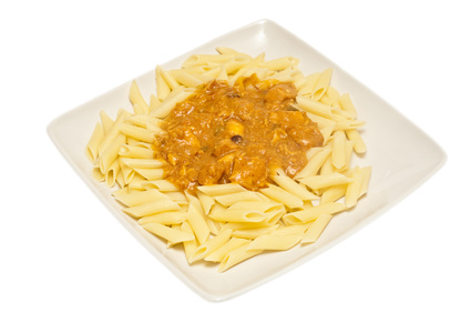 Penne Curry