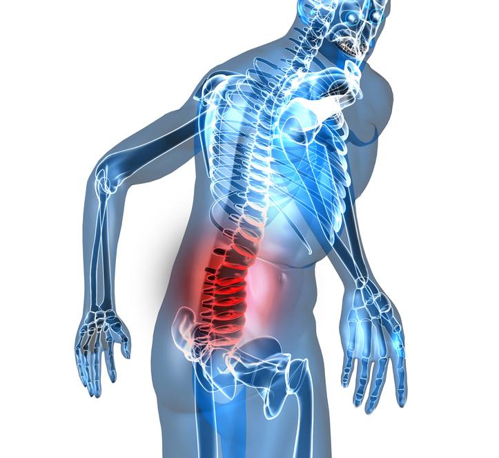 Präventionsübungen für den Rücken
