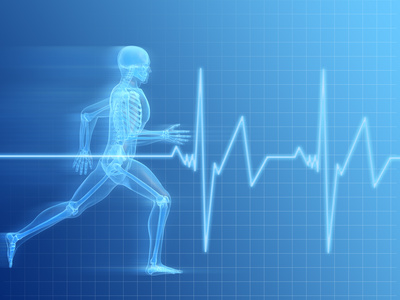 Herzfrequenz - Puls beim Joggen