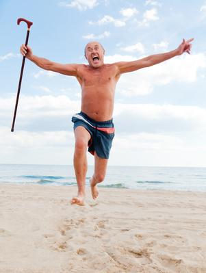 Sport als Rentner
