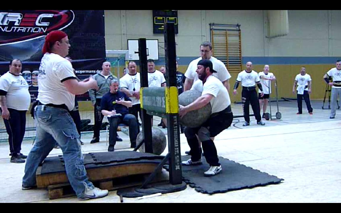 Atlas Stone 140 kg