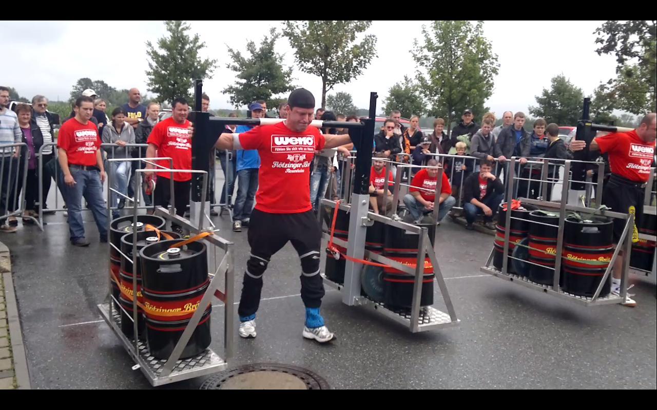 Yoke Race 250 kg