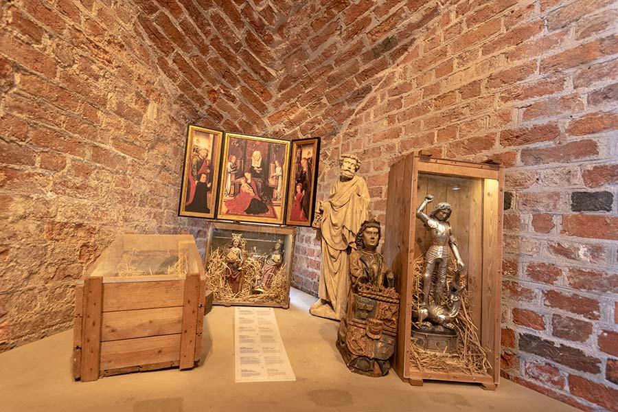 Holstentor-Museum Ausstellung im Detail