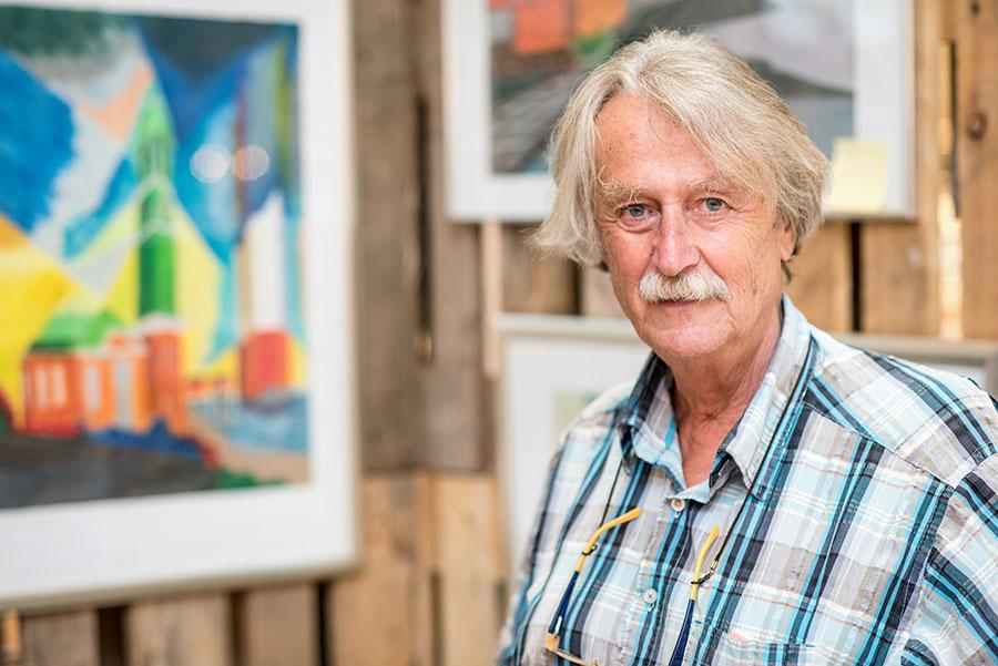 Künstler Rainer Karow