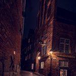 Krimistimmung am Figurentehater in Lübeck