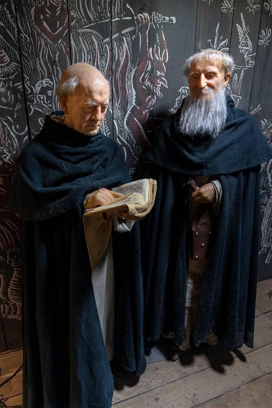 Ablasshandel mit Geistlichen