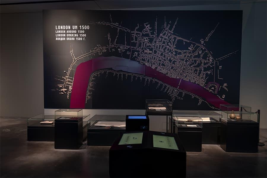 Hansehändler in London