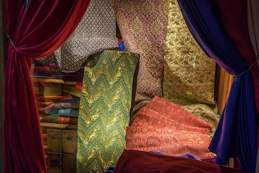 Stoffe und Tuche aus Flandern