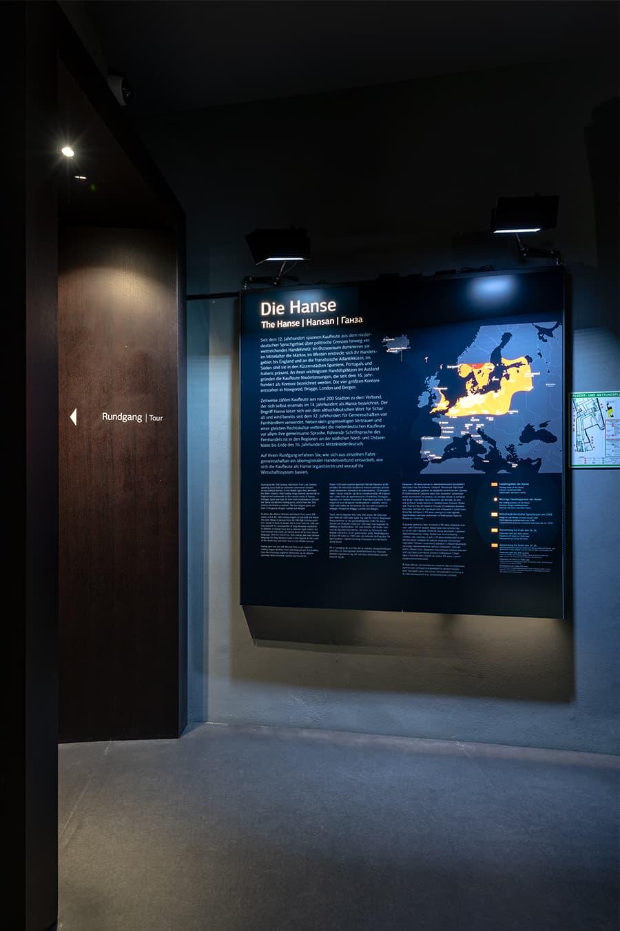 Ausstellung bietet Potential für zwei Tage