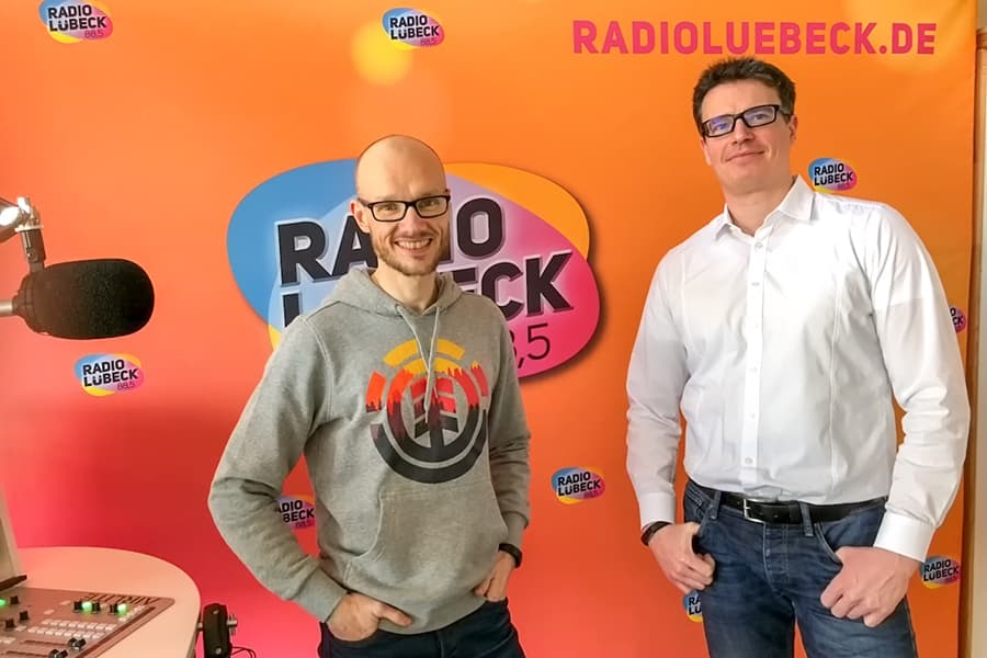 Christian Panck und Andre Leisner
