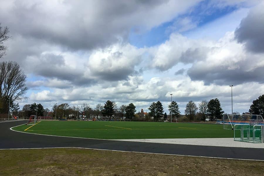 Sportplatz an der Falkenwiese
