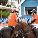 Gespräch in der Pony Line