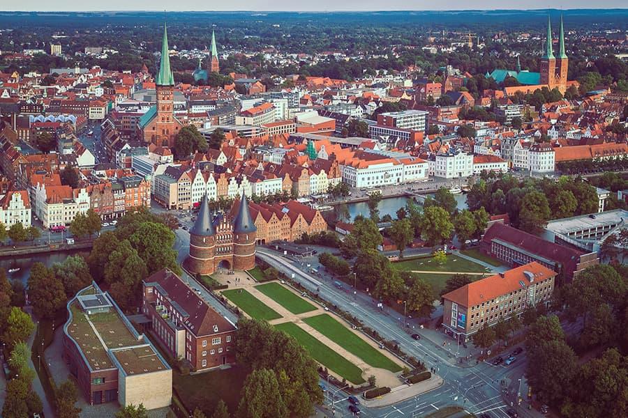 Grünes Lübeck