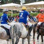 Polo-Spieler - Pony Line